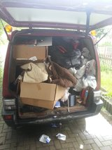 TRASH & JUNK REMOVAL/PICK UP & DELIVERY/LOCAL MOVING in Ramstein, Germany