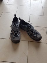 Men's clip in bike shoes size 44 in Ramstein, Germany