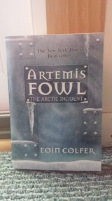 Artemis Fowl trade paperback in Glendale Heights, Illinois