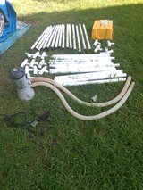 Curb Alert---Extra Pool Parts in Clarksville, Tennessee