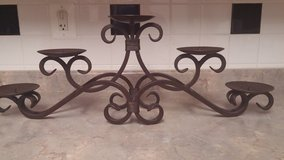 Brown iron candle Holder in Fort Belvoir, Virginia