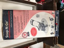 Snap N Go Car seat Carrier in Lockport, Illinois