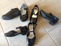 Black shoes in Naperville, Illinois