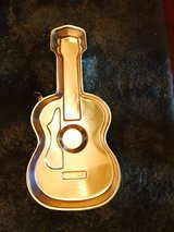 Guitar Cake Pan by Shapely Cakes Wilton in Naperville, Illinois