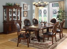 Empire Dining Set  ----   See Vicenza Bookoo for our Complete Programm in Aviano, IT