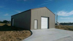 Post frame buildings  by Multi-Structures in Shreveport, Louisiana