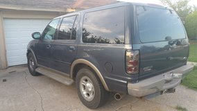 2001 Ford expedition Eddie Bauer in Lawton, Oklahoma