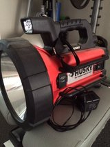 Barely used rechargeable spotlight in Alamogordo, New Mexico