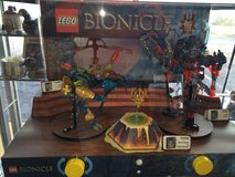 Lego Bionicle Display in Fort Knox, Kentucky