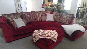 Sectional Couch - nice in Conroe, Texas