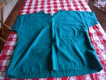 Green Medical Smock By Simply Basic Size S in Aurora, Illinois