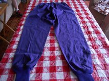 Purple Scrub Pants by Simply basic Size S in Aurora, Illinois