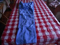 Blue Medical Scrub Pants by Fundamentals Size S in Aurora, Illinois