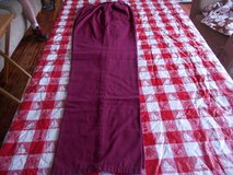 Burgundy Medical Scrub Pants by SB Scrub Size S in Aurora, Illinois