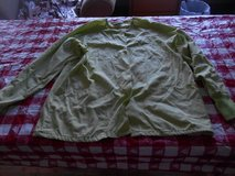Green Medical Smock By Fundamentals Size S in Aurora, Illinois