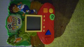 """LIKE NEW !! """"GO DIEGO GO ! Handheld video game for Ages 2yrs. & up. in Aurora, Illinois"""