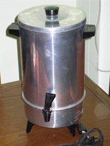 west bend 12-30 cup coffeemaker in Plainfield, Illinois