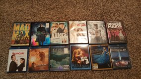 Lot of Blu Rays and DVDS, Like New!!! in Lake of the Ozarks, Missouri