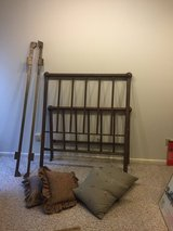 Antique Brass Bed in Kingwood, Texas