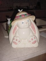 Bunny Cookie Jar in Alamogordo, New Mexico