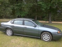2004  Chev Impala clear title in Fort Polk, Louisiana