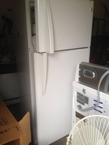 White Kenmore fridge in Houston, Texas