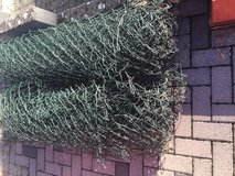 Fencing (green) approx 4.5 ft height in Ramstein, Germany