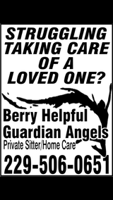 Private sitter / Home care Services in Moody AFB, Georgia