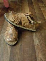 Huaraches Mexicanos Sandals in Fort Irwin, California