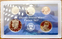 2000 S US Mint 10 Coin Proof Set in Baumholder, GE