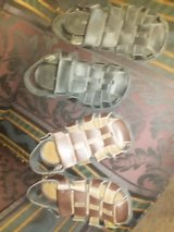 Summer Sandals sizes 1.5 and 2 in Beaufort, South Carolina