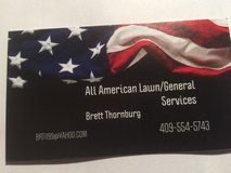 All American Lawn and General Services in Houston, Texas