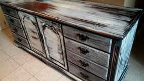 Drexel Rustic Dresser in Baytown, Texas