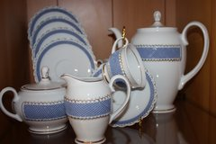 Handmade and Hand painted Tea Set in Ramstein, Germany