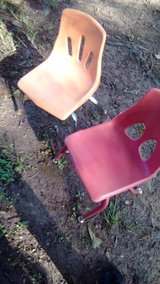 Two kids chairs in Leesville, Louisiana
