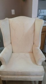 Couch and Chair, great for those hobbyist. Solid furniture for new upholstering. in Wilmington, North Carolina
