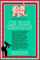 We Care Childcare in Conroe, Texas