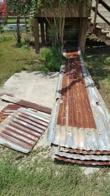 Rustic sheet metal in Conroe, Texas