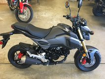 2017 HONDA GROM in Wilmington, North Carolina