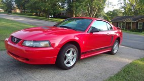 2002 Ford Mustang in Fort Campbell, Kentucky