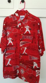 ANAHEIM ANGELS HAWAIIAN SHIRT in Yucca Valley, California