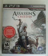 PS3 Assassin's Creed III in Fort Leonard Wood, Missouri
