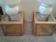 End tables and Lamps in Hemet, California