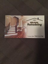 Remodeling in Joliet, Illinois