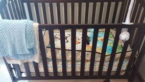 Crib and bedding in Beaufort, South Carolina