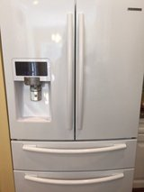28 cubic ft. Samsung Refrigerator/Freezer in Wilmington, North Carolina