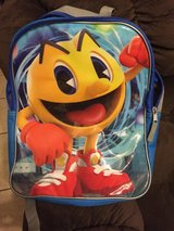 Pac-Man backpack in Conroe, Texas