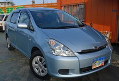 *SALE!* 2005 Toyota Wish* 7 Seater W/ 3rd Row Option, Excellent Condition, Low KM!* New JCI* in Okinawa, Japan