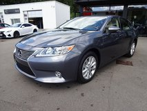 LEXUS NEW ES300H FWD, Savings $9190, 40 MPG, $460 p/month as advertsied @Pentagon Car Sales in Spangdahlem, Germany