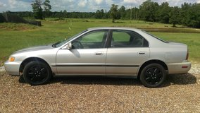 1996 HONDA ACCORD, LX   4CYL in DeRidder, Louisiana
